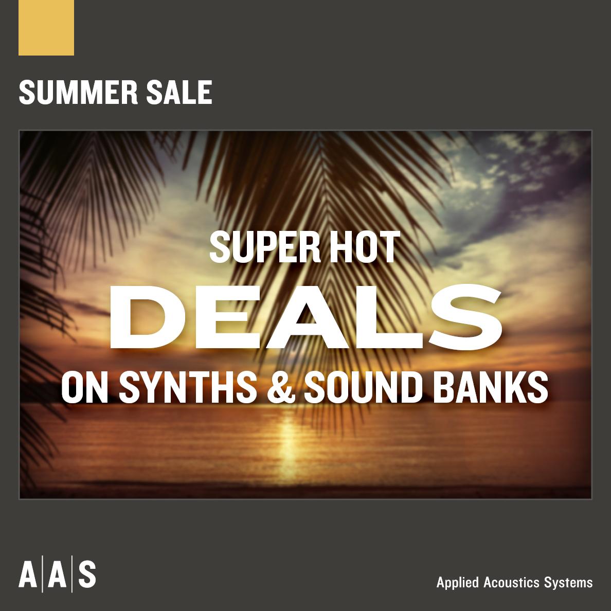 AAS SUMMER SALE