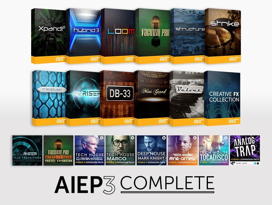 AIEP3C
