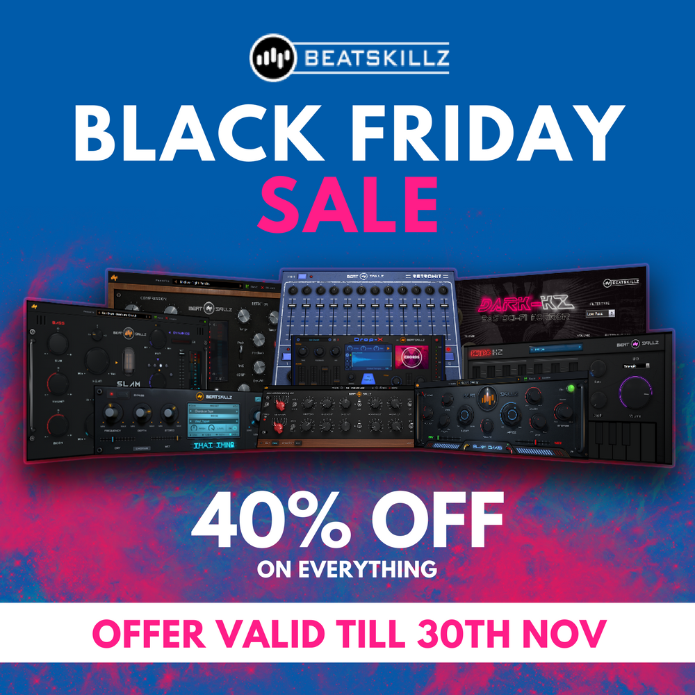 BeatSkillz Black Friday Sales 2017
