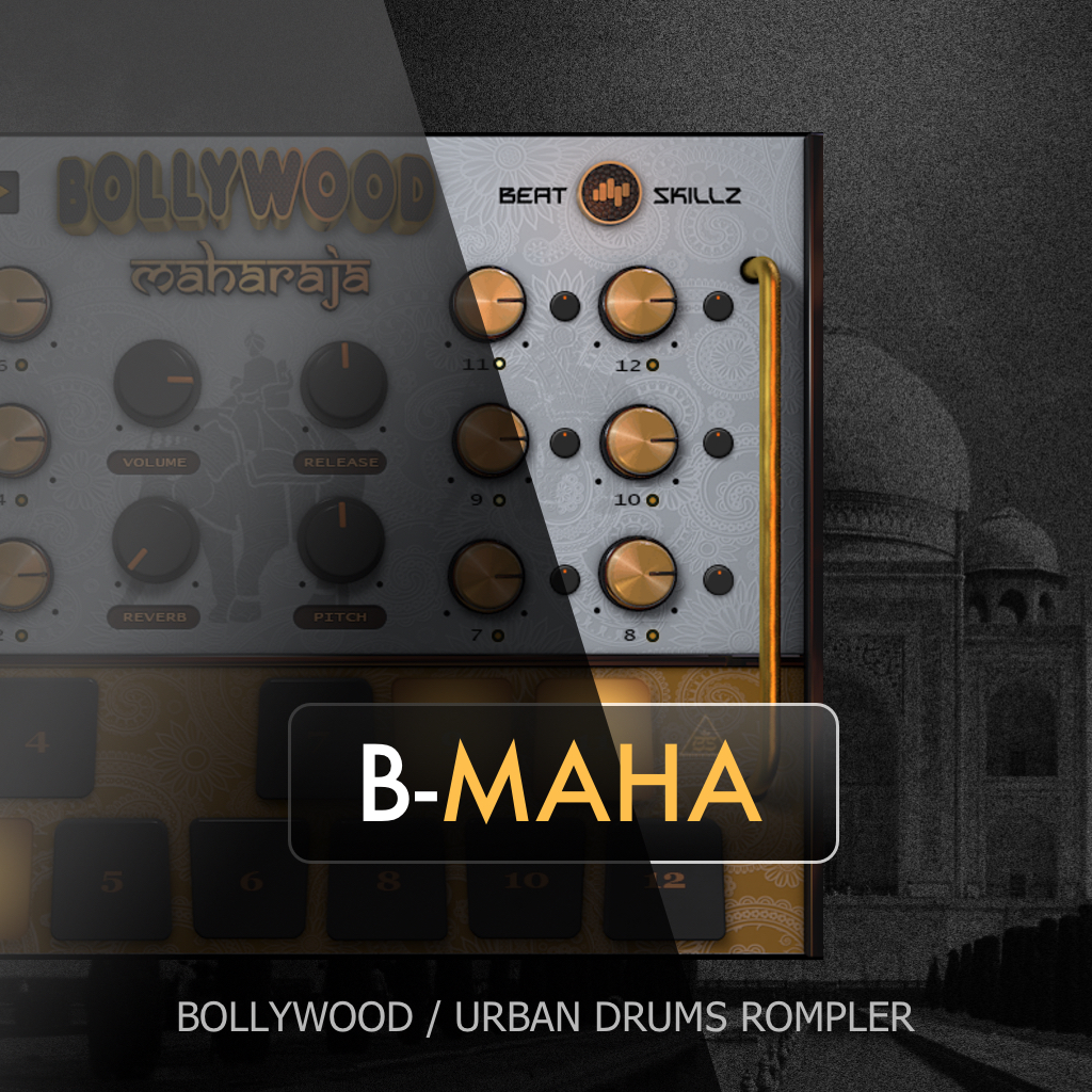 Bollywood Maharaja Drums