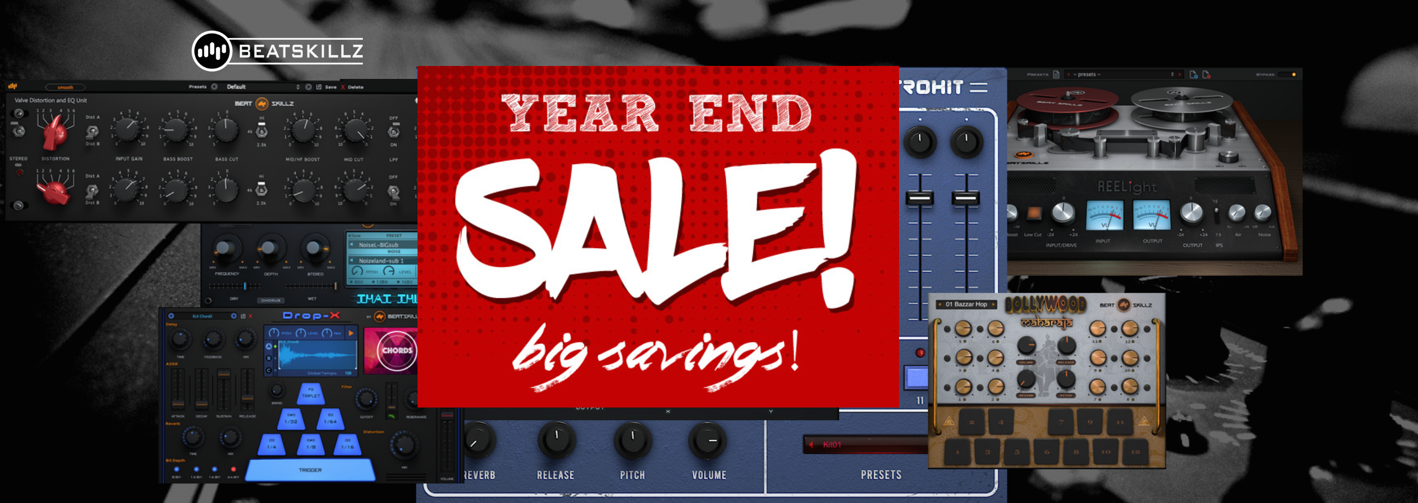 BeatSkillz End of Year Sales