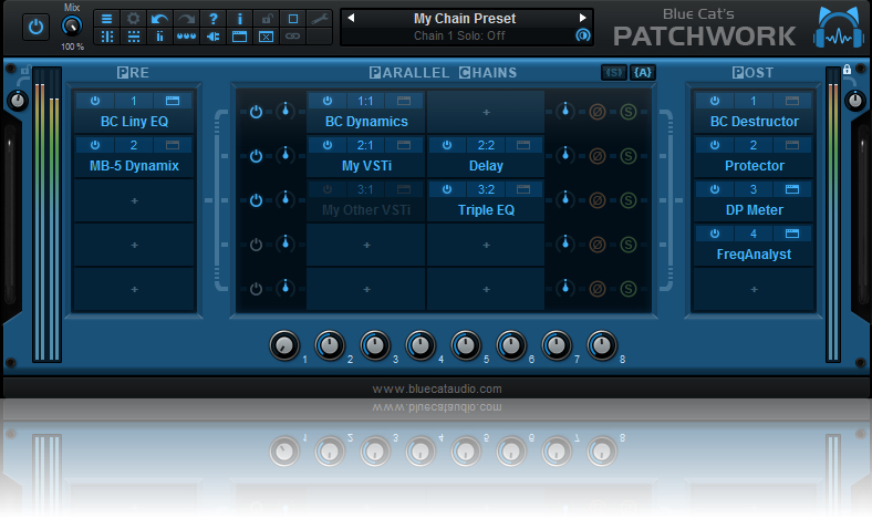 Blue Cat Audio Patchwork