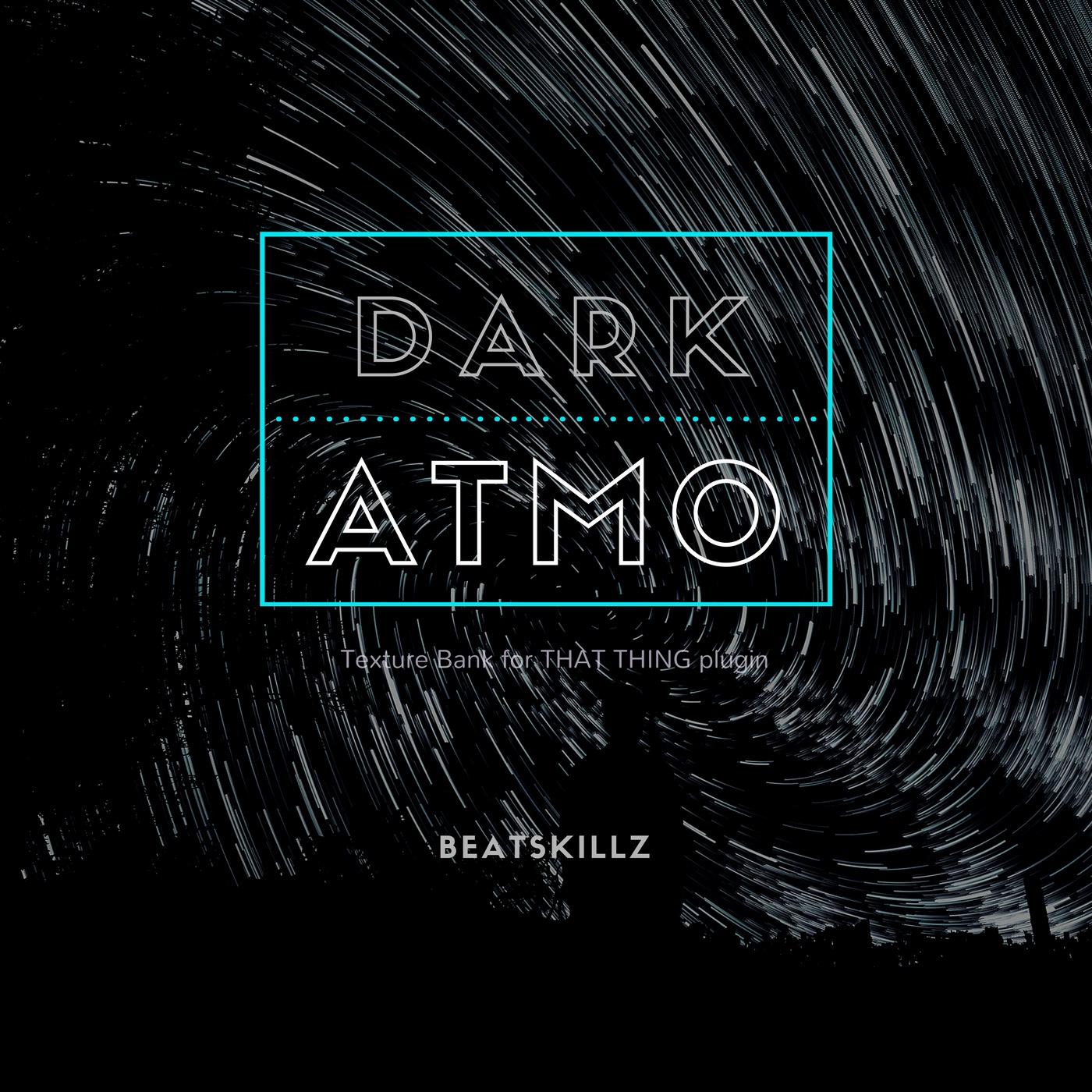 Dark Atmo Texture Sound Bank