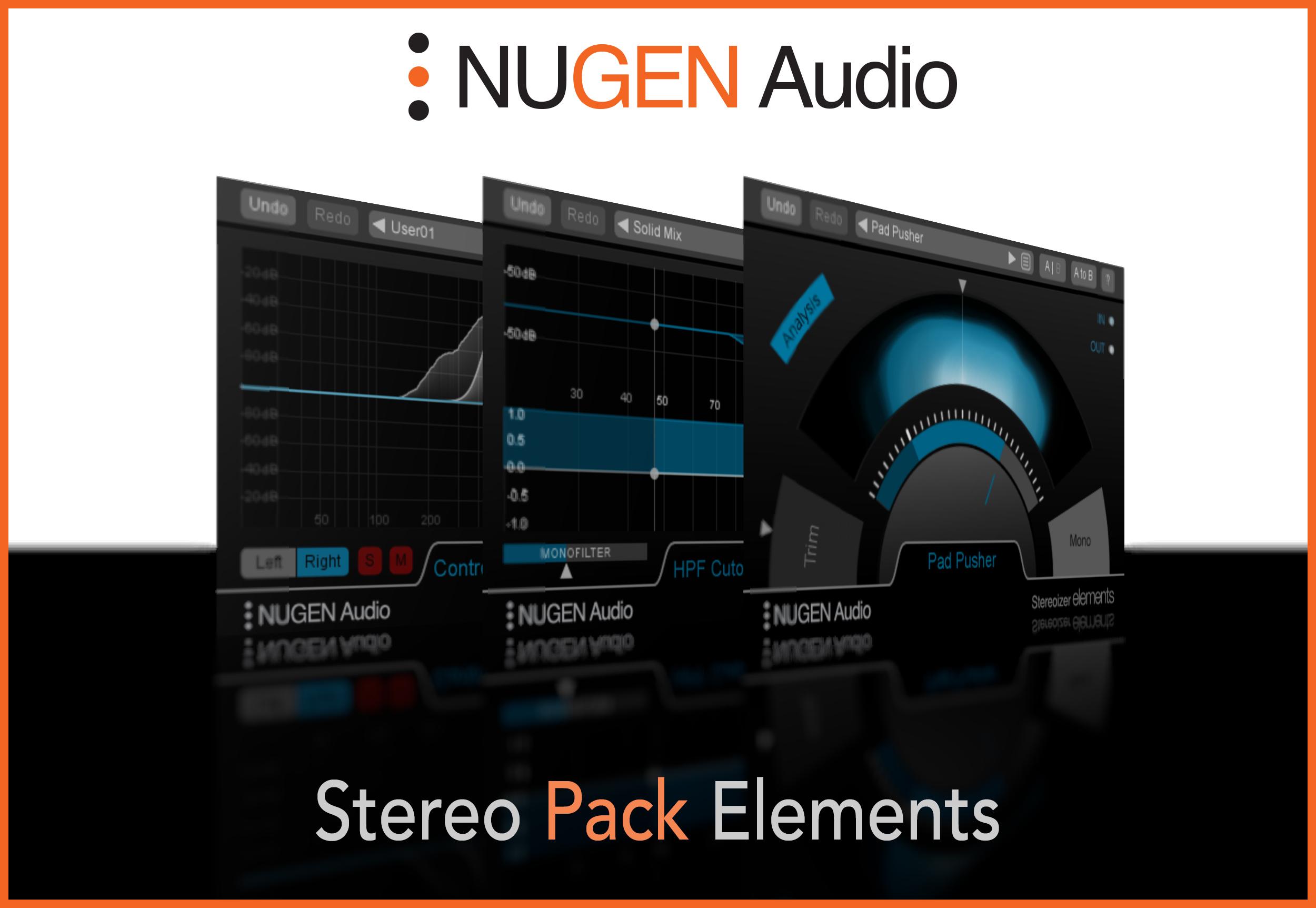 Nugen Stereopack Elements