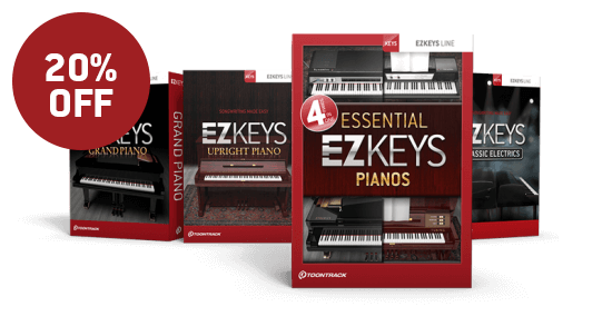 SEZKeys Essential Pianos