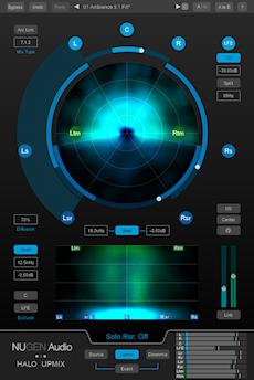 Nugen Audio - Halo Upmix 3D Immersive Extension