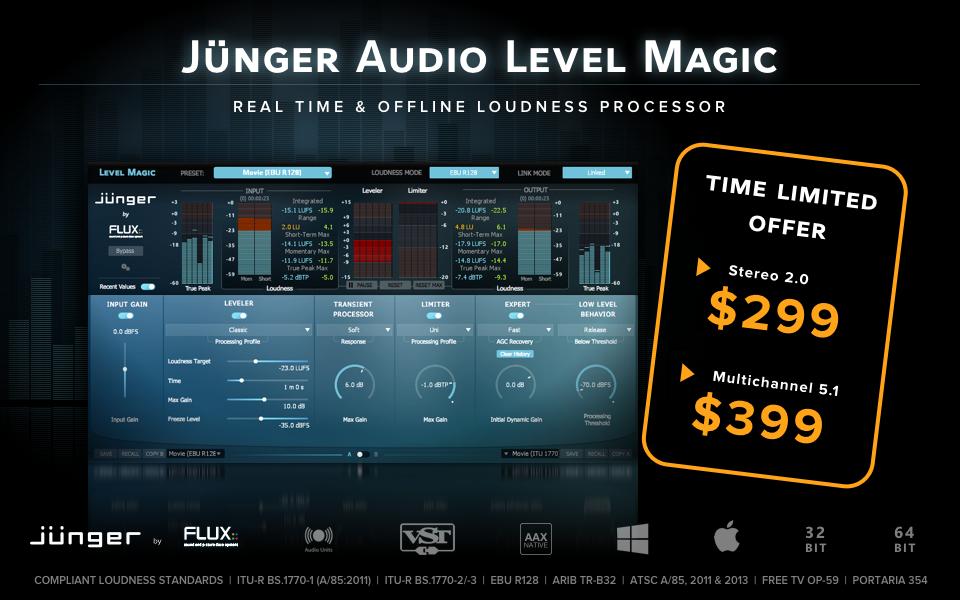 Jünger Level Magic Promo