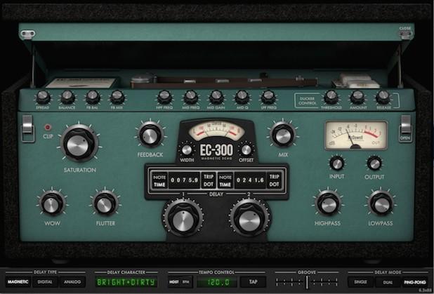 McDSP EC-300