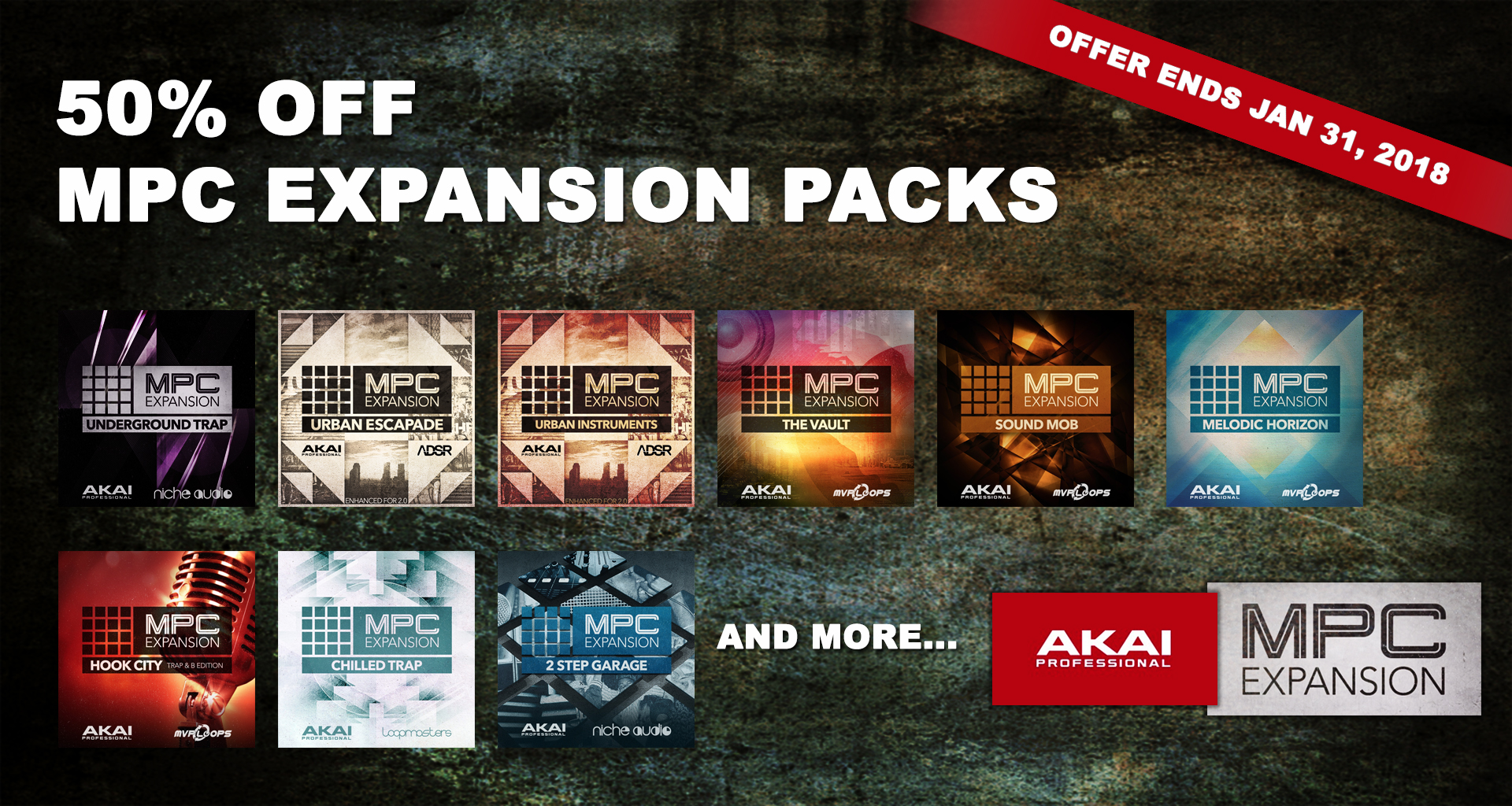 MPC Expansion Pack Sale