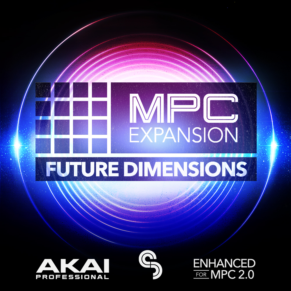 Future Dimensions Expansion for AKAI MPC