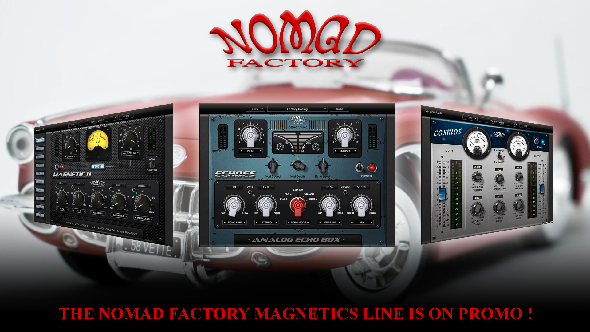 Magnetics Bundle II