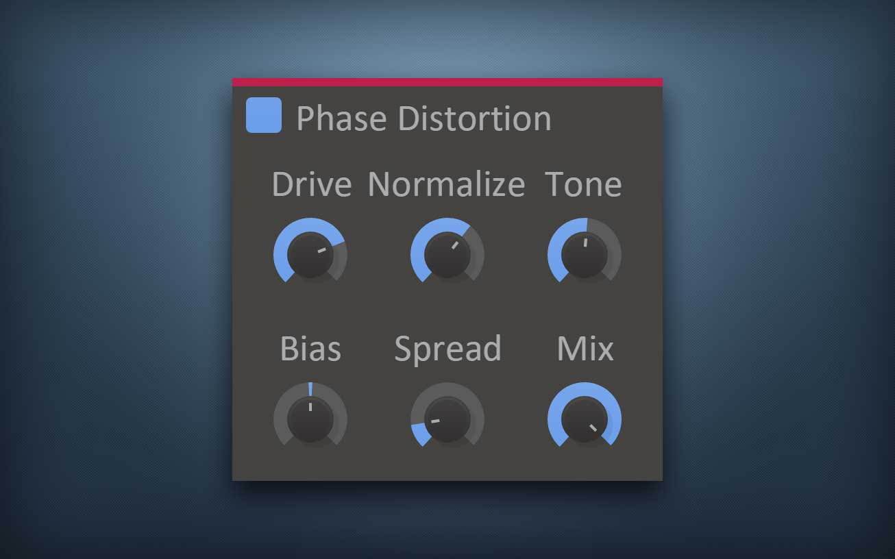 Kilohearts announce Phase Distortion
