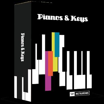 Waves Piano&Keys