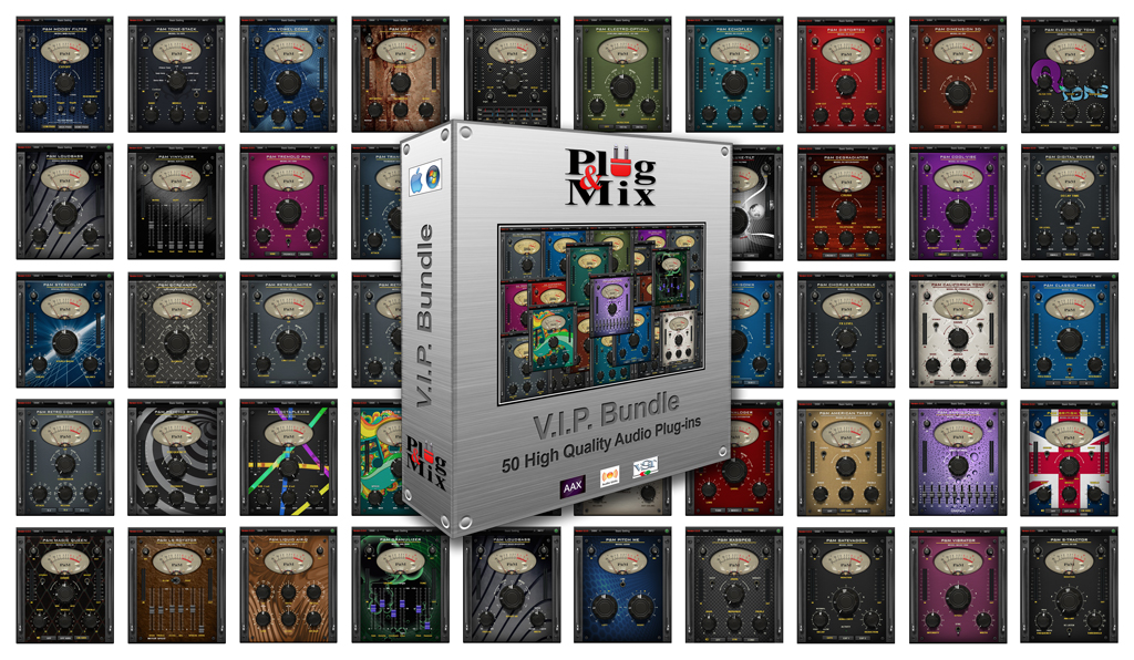 P&M VIP Bundle