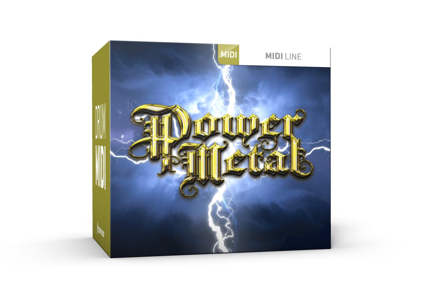 Power Metal MIDI