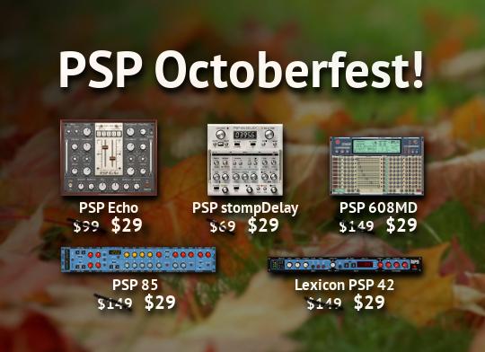 PSP - Octoberfest - Delays