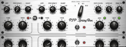 PSP SpringBox