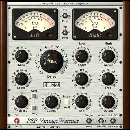 PSP Audioware Vintage Warmer 2