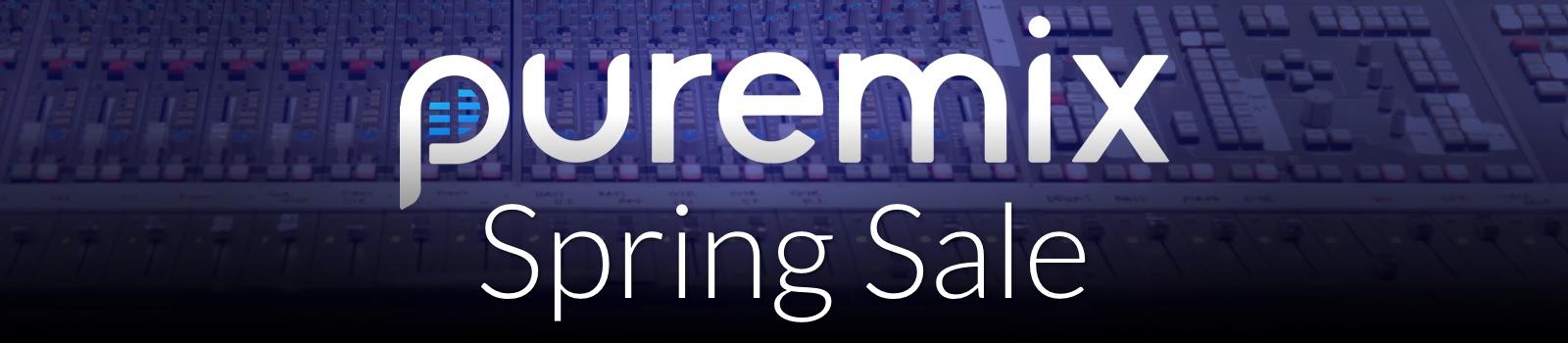 PureMix Spring Sale