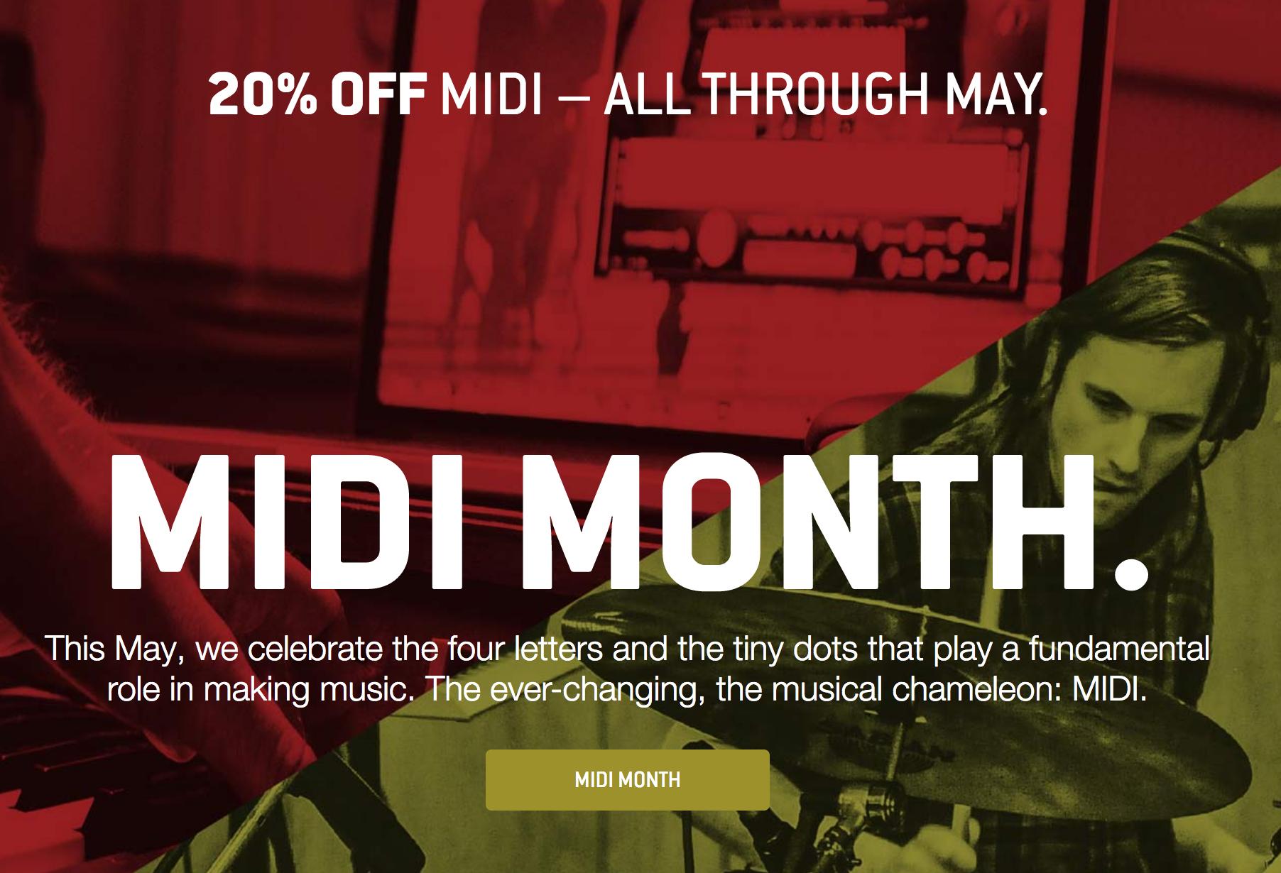 MIDI Month