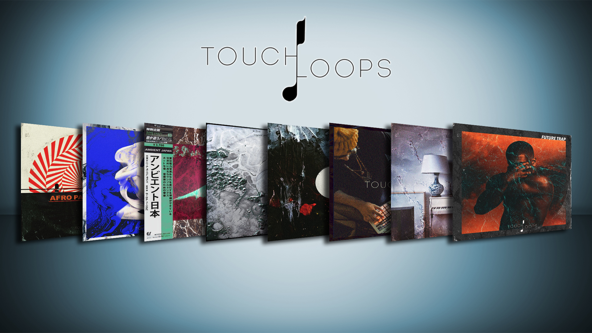 "Touch Loops Announce ""New Sample Packs"" ! 