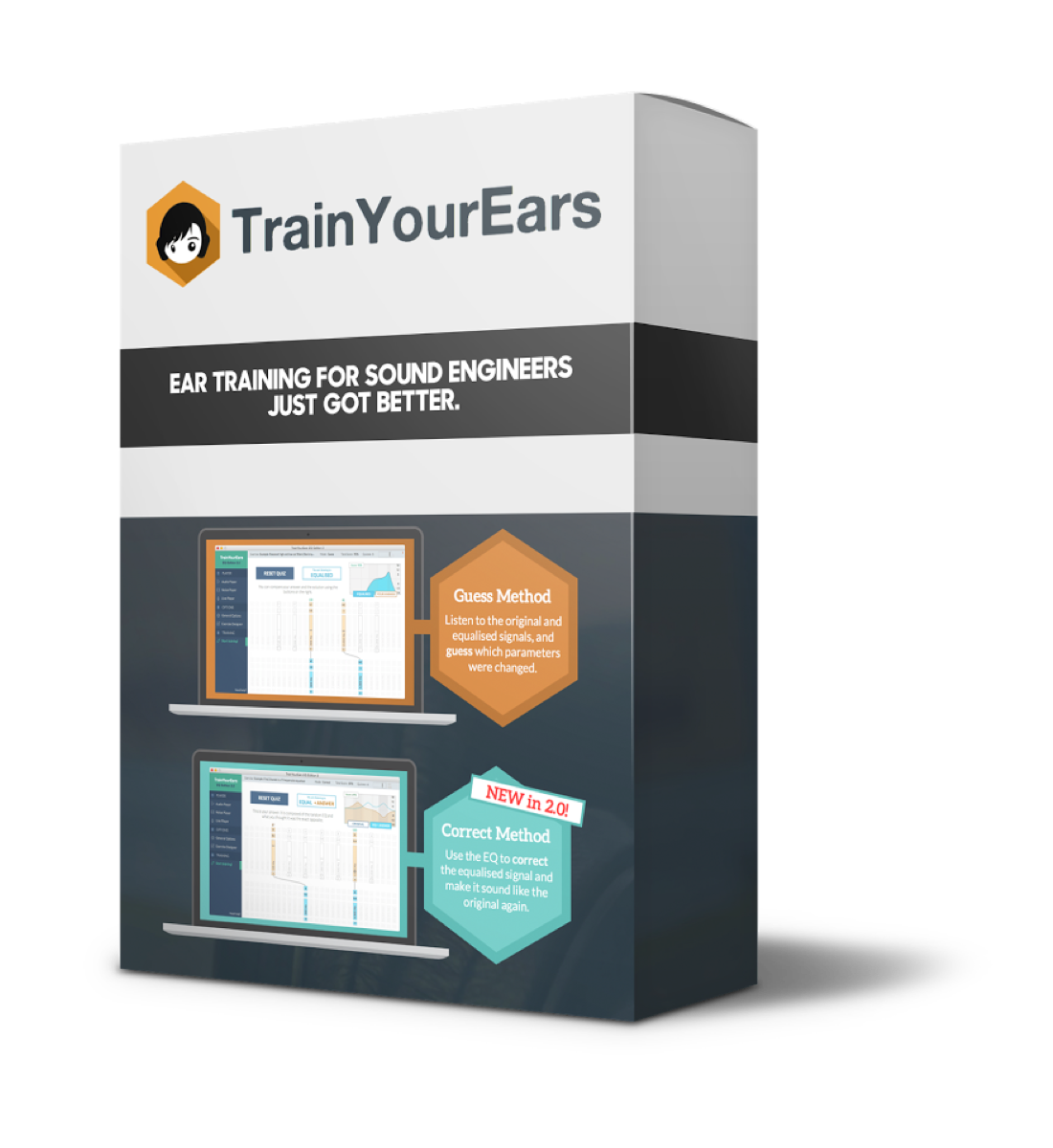 TrainYourEars EQ Edition 2.2