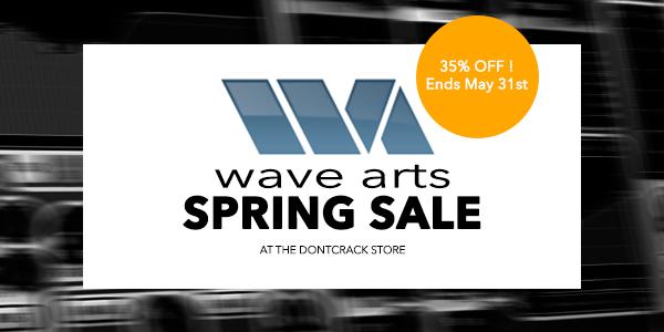 Wave Arts Spring Promo 2017
